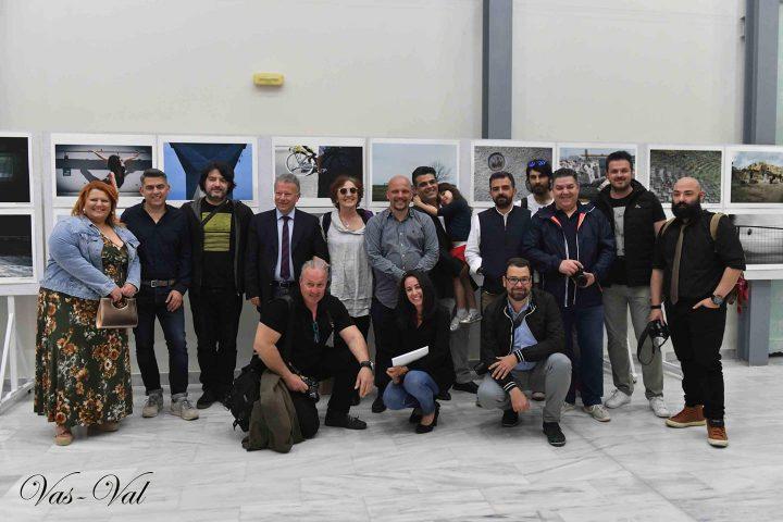 Διοργάνωση του φωτογραφικού φεστιβάλ «Corinth Exposed»