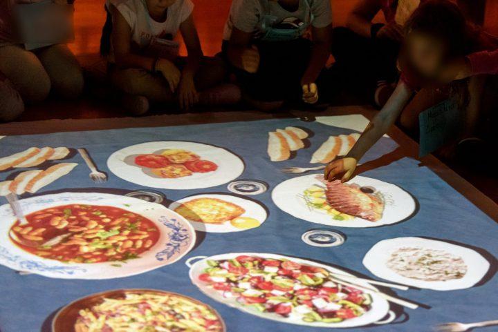 Εκπαιδευτικό πρόγραμμα «Η ιστορία της διατροφής»